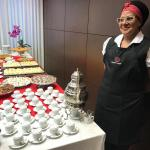 Coffee break para eventos corporativos